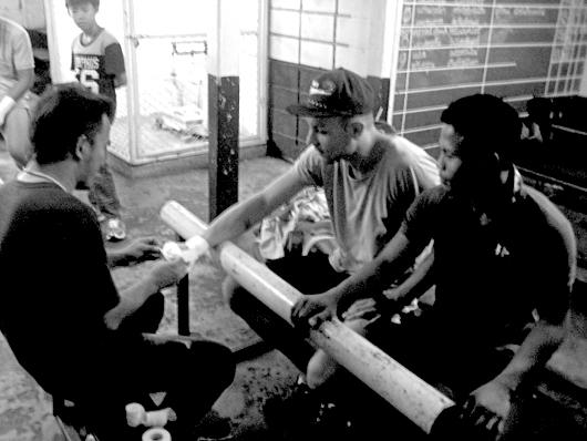 Thaopatong, Claudio och Orono pa_ Lumipinee